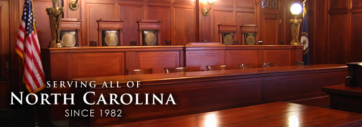 Providing Court Reporting Services throughout Raleigh & all of North Carolina since 1982
